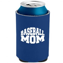 Baseball Mom Koozie