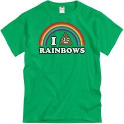 I Poop Rainbows
