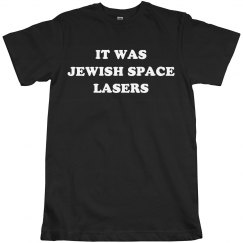 Jewish Space Lasers