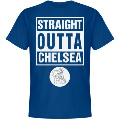 Straight outta shirt