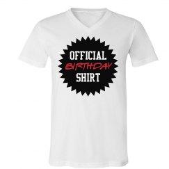 Official Birthday Shirt