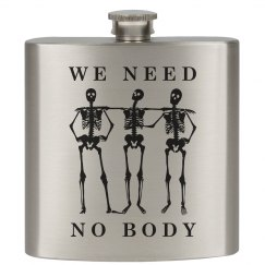 We Need No Body Skeletons