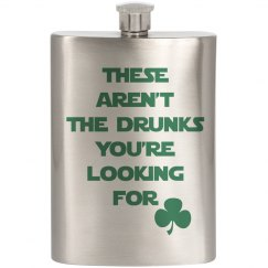 Secret Drunks on St Patricks Day