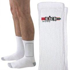 Rīch Socks & Stocks