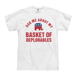 Basket Of Deplorables Funny Trump