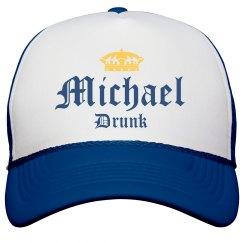 Michael Likes His Cerveza