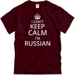 I'm Russian