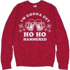 Ho Ho Hammered