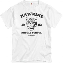Hawkins Indiana Middle School 1983