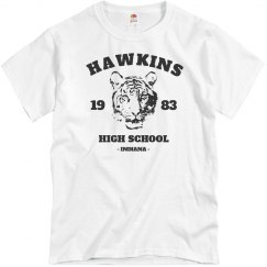 Hawkins Indiana High School 1983
