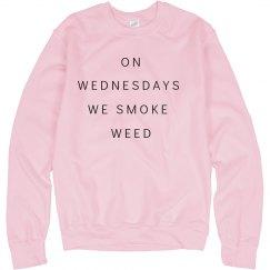 On Wednesdays We Smoke Weed