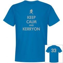 KEEP CALM AND KERRYON