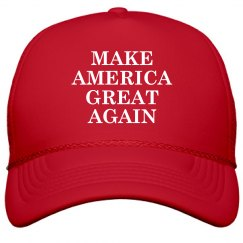 Make America Great Again Red Hat