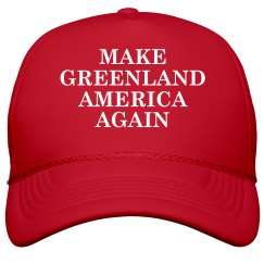 Make Greenland America Again