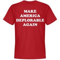 Make America Deplorable Again
