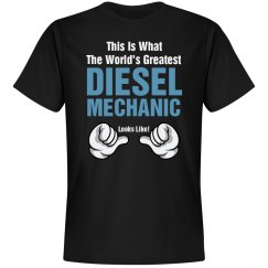 World's greatest Diesel Mechanic