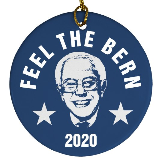 Feel the Bern This Xmas