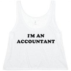 I'm An Accountant Crop
