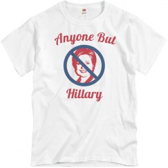 Any one but Hillary