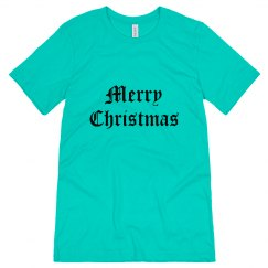 Merry Christmas Mens Tshirt
