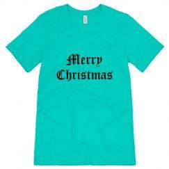 Merry Christmas Mens Tshirt