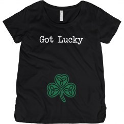 Got Lucky St. Paddy's Maternity