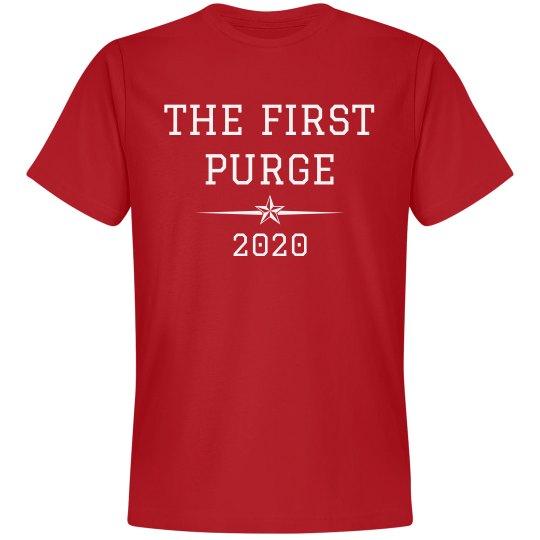 First Purge Parody Tee