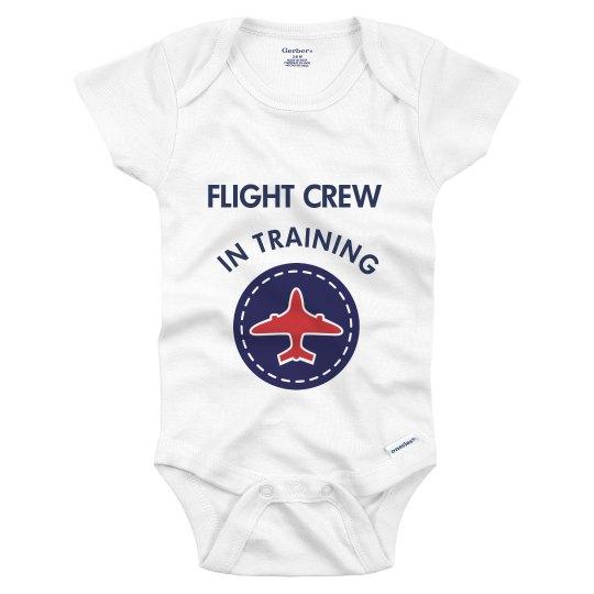 Flight Crew In Training