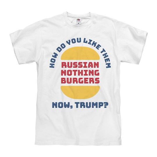 Flynn Guilty Russian Nothing Burger