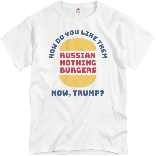 Flynn Guilty Russian Nothing Burger