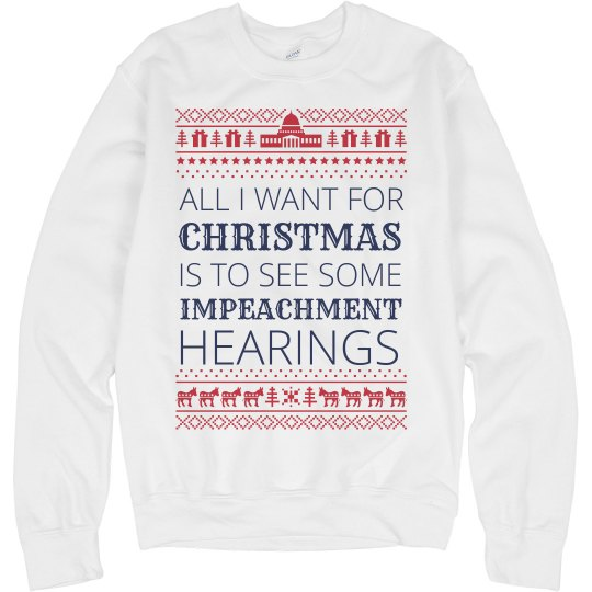 Flynn Lied To The FBI Ugly Sweater
