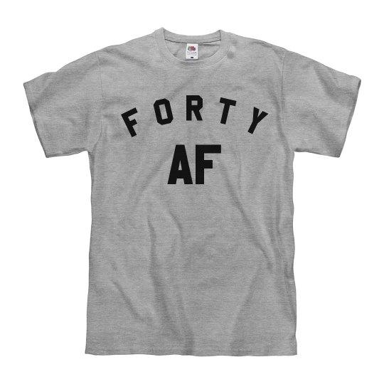 Forty AF