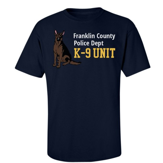 Franklin County K-9 Unit