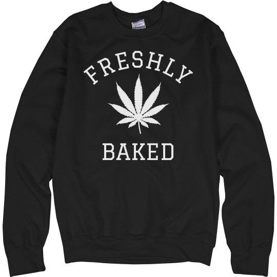 Freshly Baked Mary Jane