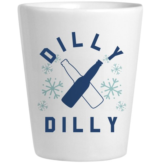 Frosty Winter Dilly Dilly
