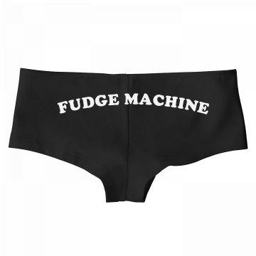 schumer fudge machine