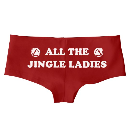 Funny All The Jingle Ladies