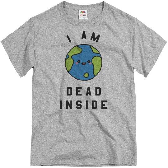 Funny Dead Planet