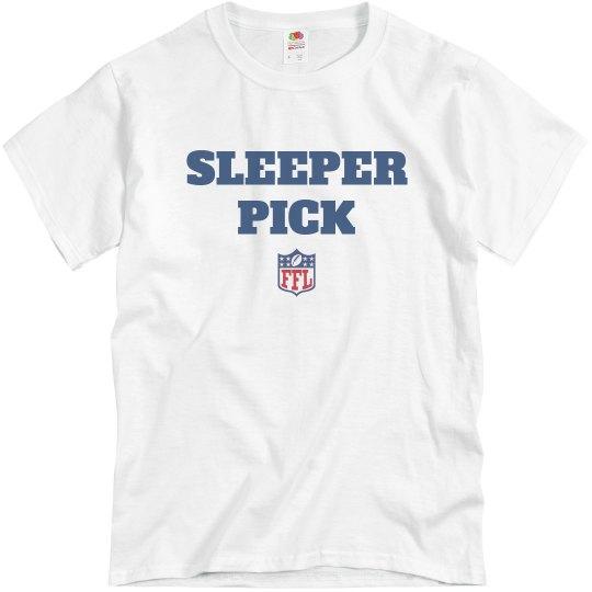 Funny Fantasy Football Sleeper