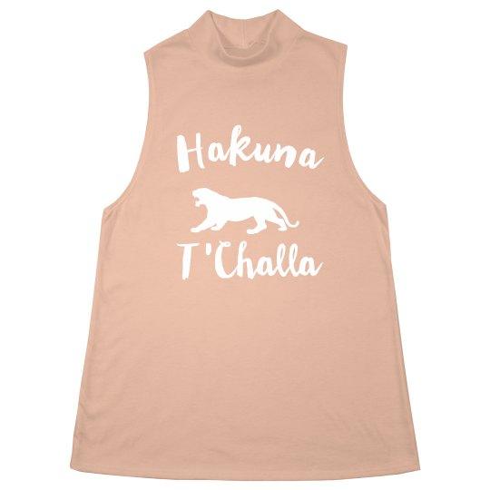 Funny Hakuna T'Challa