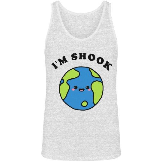 Funny Kawaii Earth Is Shook