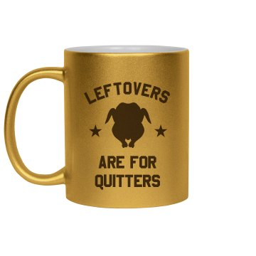 Funny Leftovers Are For Quitters