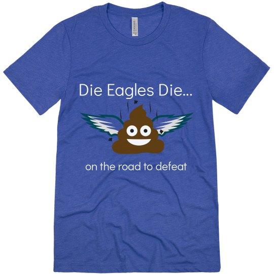 Furgie the Die Eagles Die