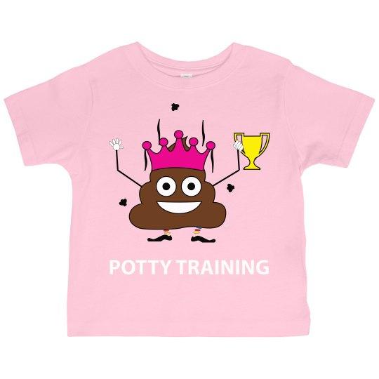 Furgie The Potty Princess