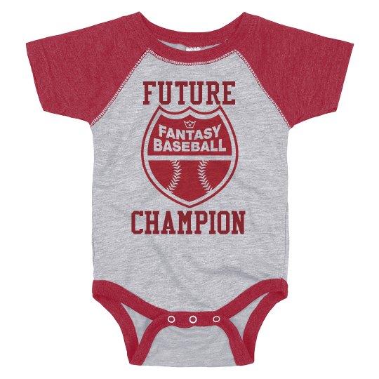 Future Fantasy Baseball Champion