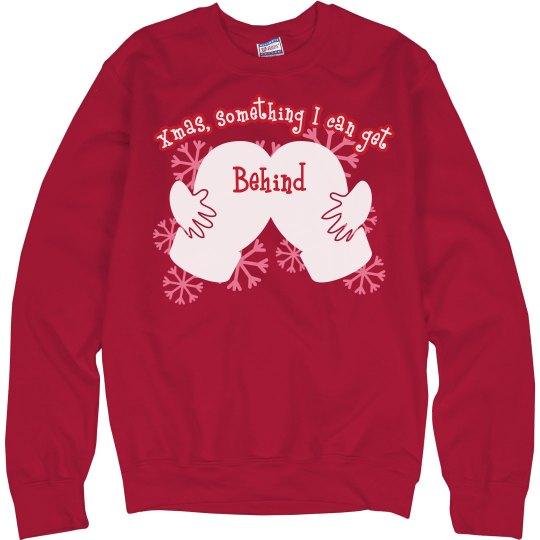 Get Behind Christmas