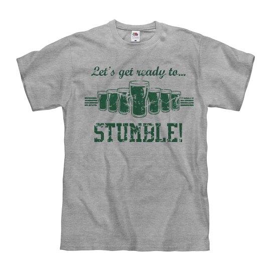 Get Ready To Stumble