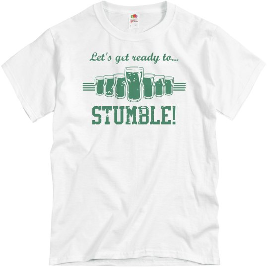 Get Ready To Stumble