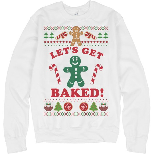 Getting Baked For Xmas