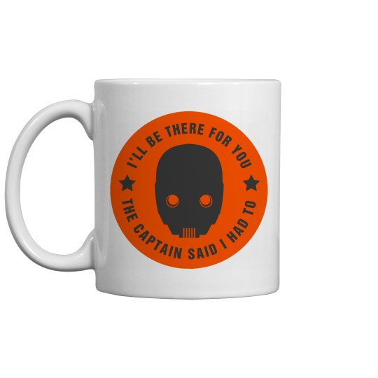 Gifts For Geeks Imperial Robot Mug